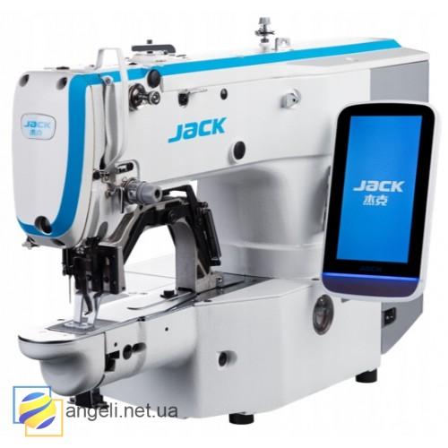 Jack JK-T1900GH-D закрепочная швейная машина для тяжёлых тканей