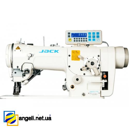 Jack JK-2284B промышленная швейная машина зигзагообразного стежка со встроенным сервомотором