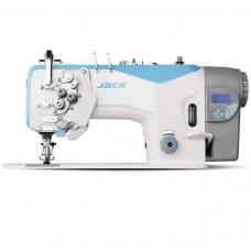 Двухигольная швейная машина Jack JK-58420D4/J-405 с автоматикой и без отключения игл