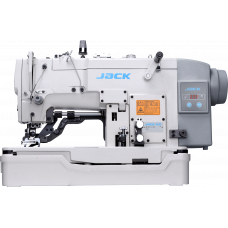 Jack JK-T783E Петельная машина для выполнения прямой петли с автоматическим подьемом лапки