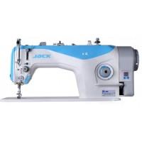 Jack JK-F4-7 Промышленная прямострочная швейная машина с прямым приводом и длиной стежка 7 мм