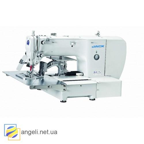 Jack JK-T1310D программируемая промышленная швейная 1-игольная машина-автомат