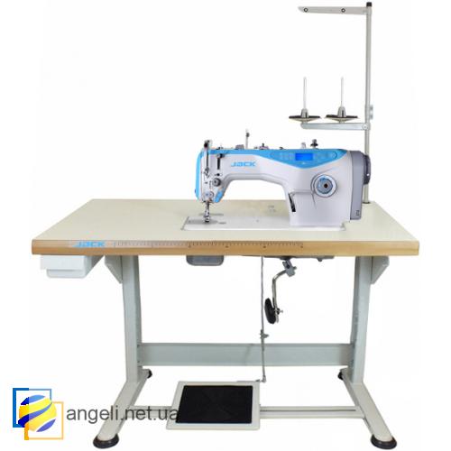 Jack A4H-7 Промышленная швейная машина с автоматикой, стежок до 7мм