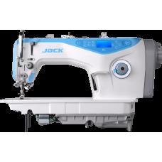 """Jack JK-A5-N Прямострочная швейная машина с функцией """"чистая закрепка"""" и полусухой головой"""