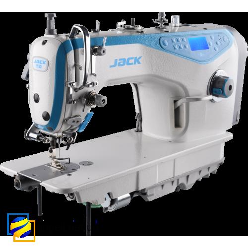"""Jack JK-A5-WN Прямострочная швейная машина  с автоматическими функциями, """"чистая закрепка"""" и полусухая голова"""