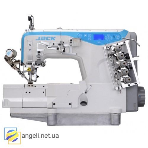 Jack W4-UT-01GB промышленная распошивальная машина с автоматическими функциями
