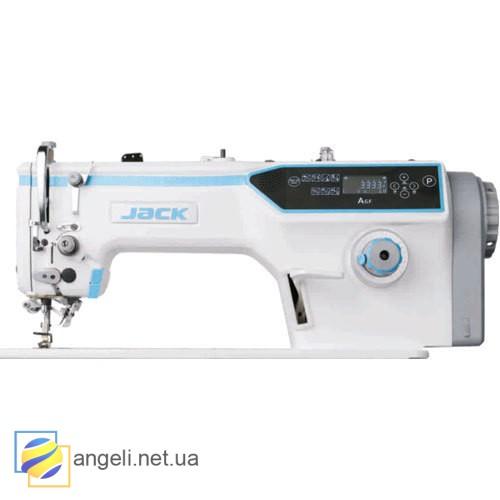 Jack JK-A6F Беспосадочная швейная машина с автоматикой
