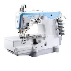 Jack W4-D-01/02/03/08 - 356/364 Универсальная промышленная распошивальная машина 4 в 1