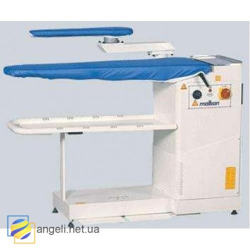 Malkan UP101K Гладильный стол с вакуумом и поворотным рукавом