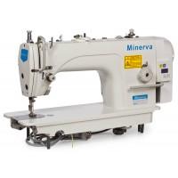 Minerva M8700DD-5/7 промышленная прямострочная швейная машина с прямым приводом