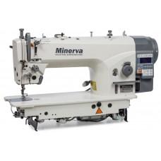 Minerva M6160JE4 Беспосадочная швейная машина