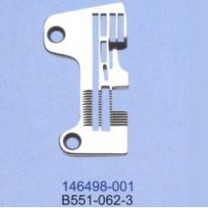 Пластина игольная 146498-001 Brother