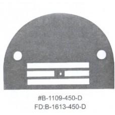 Игольная пластина B1109-450-D00 Универсальная