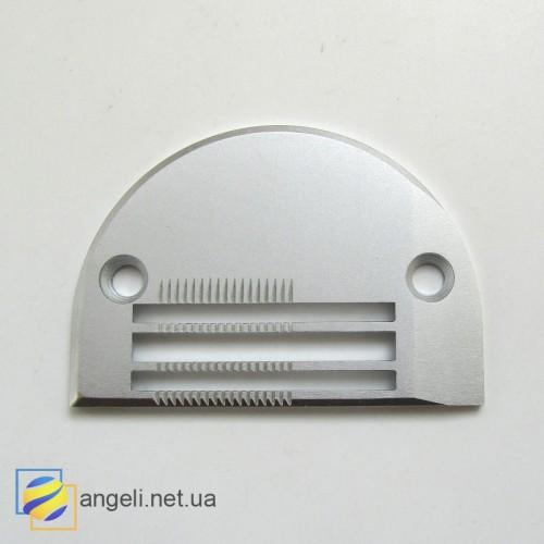 E707 Siruba игольная пластина для промышленной швейной машины с игольным продвижением
