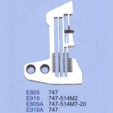 Игольная пластина E919 Siruba
