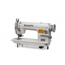 Shunfa SF188-D одноигольная прямострочная машина с обрезкой края изделия