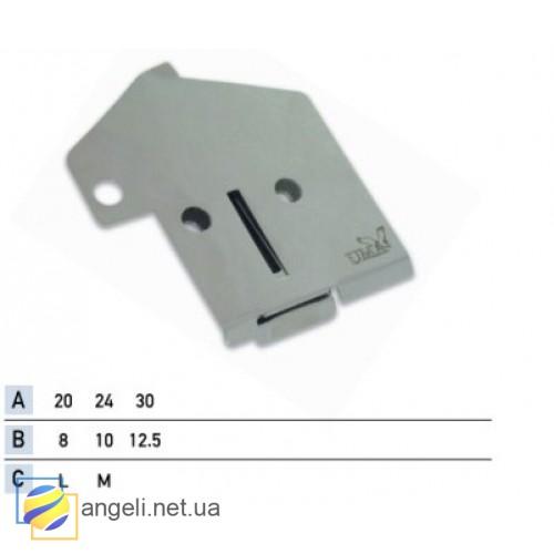 Приспособление для притачки шлевки внахлест снизу UMA-107