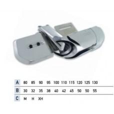 Приспособление для втачки цельнокроенного пояса в четыре сложения UMA-110 (25~42)