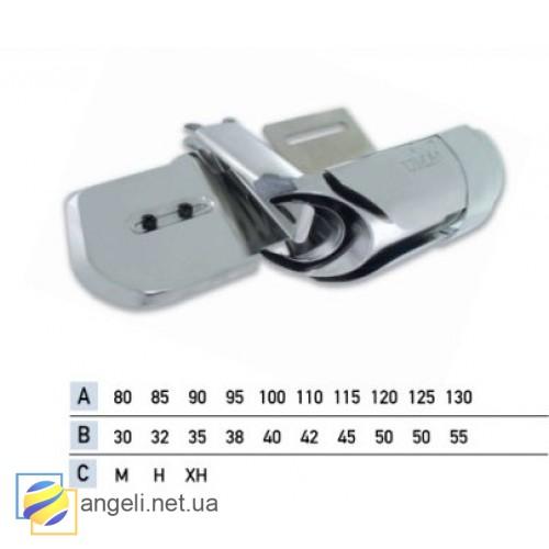 Приспособление для втачки цельнокроенного пояса в четыре сложения UMA-110 (45~50)