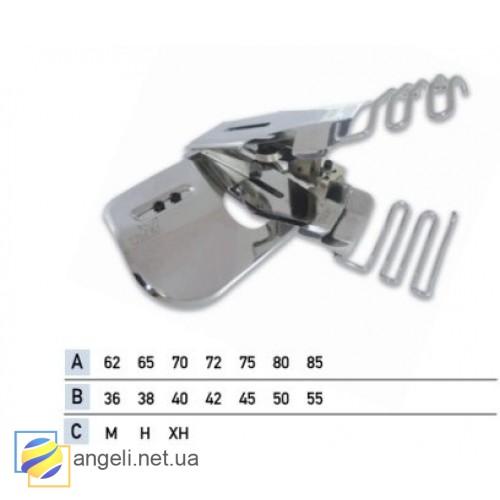 Приспособление для втачки двойного пояса UMA-118 (52~70)