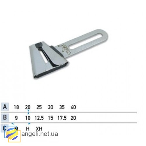 Приспособление для изготовления шлевки встык UMA-121
