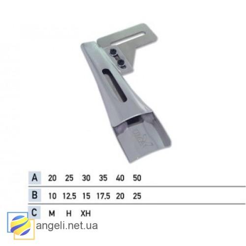 Приспособление для изготовления шлевки встык UMA-123 (10~20)