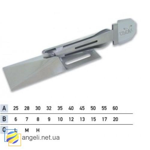 Приспособление для окантовки бейкой в четыре сложения UMA-13 (5~20)