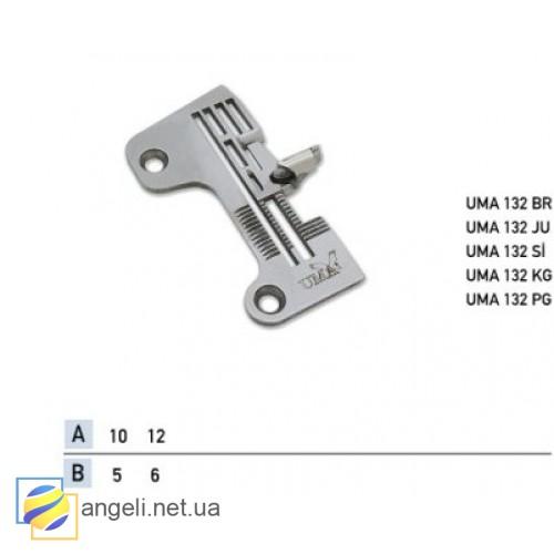 Приспособление для окантовки кармана в два сложения UMA-132