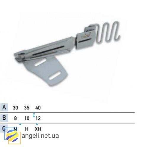 Приспособление для окантовки бейкой в 4 сложения UMA-153 H
