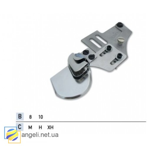 Приспособление для притачивания гульфика UMA-160