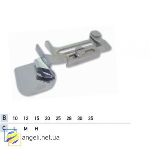 Приспособление для двойной подгибки вверх UMA-179 (10-30)