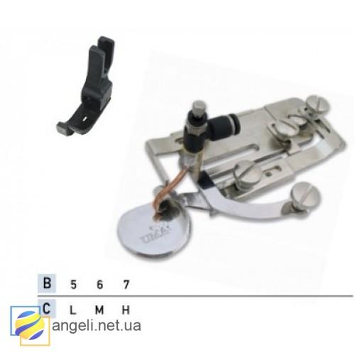 Приспособление для двойной подгибки вверх UMA-210-1
