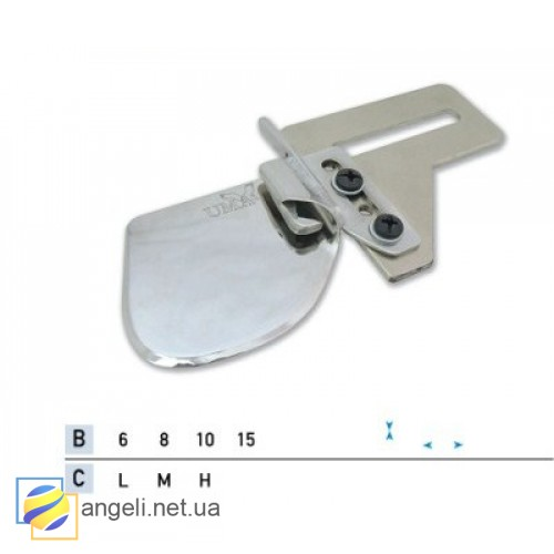 Приспособление для подгибки вверх UMA-251