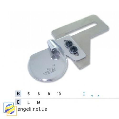 Приспособление для двойной подгибки вверх UMA-253