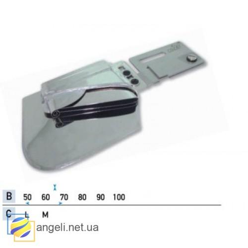 Приспособление для подгиб среза в четыре сложения UMA-306 (50~85)