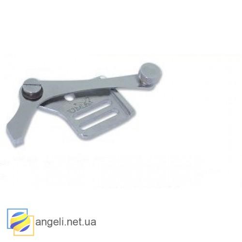 Приспособление для выполнения отделочной строчки воротника сорочки UMA-324
