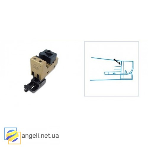 Лапка для втачки манжета UMA-361-A