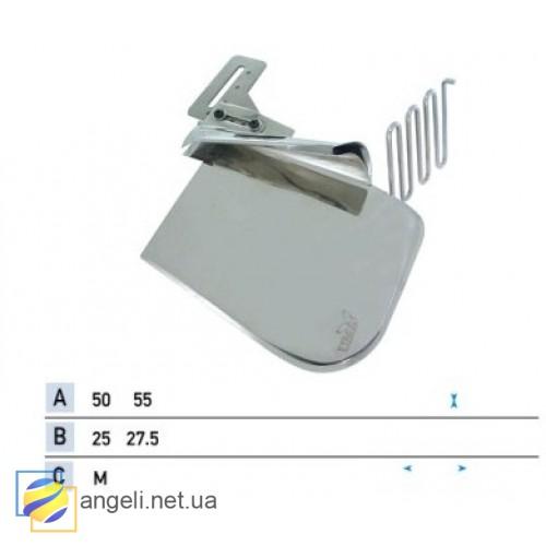 Приспособление для окантовки бейкой в два сложения UMA-400