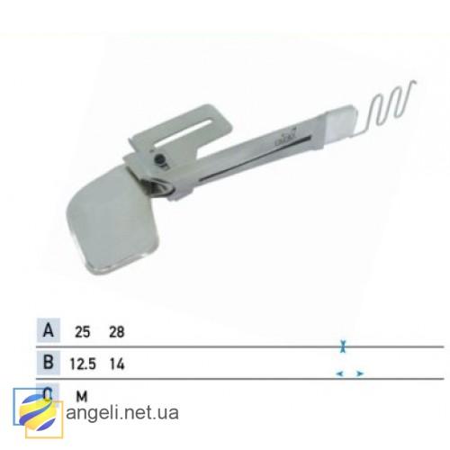 Приспособление для окантовки бейкой в два сложения UMA-402