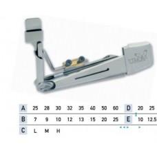 Приспособление для окантовки в три сложения с встречной окантовкой UMA-41