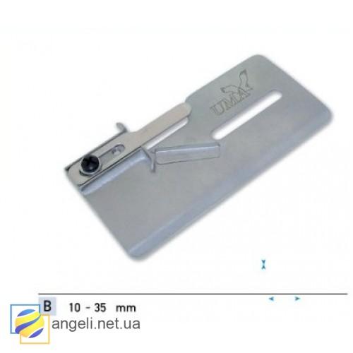 Приспособление для подгиба среза вниз в одно сложение UMA-51