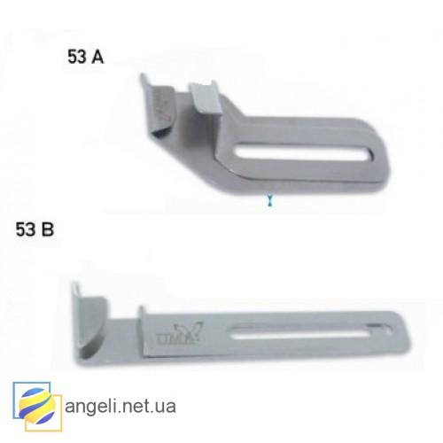 Приспособление для подгиба среза вниз в одно сложение UMA-53-A
