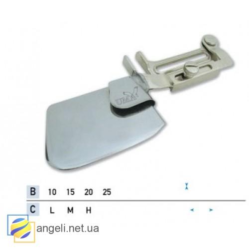 Приспособление для подгиба среза вниз в одно сложение UMA-54