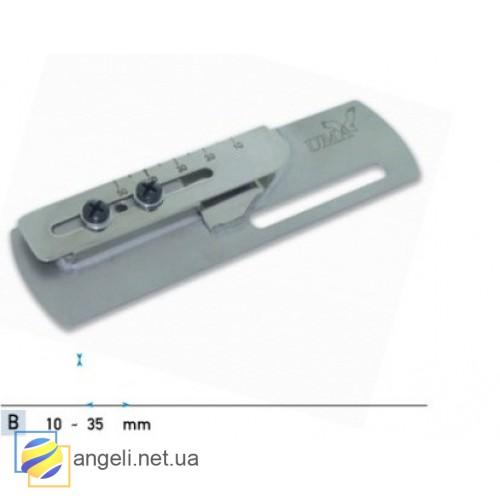 Приспособление для подгиба среза вниз в одно сложение UMA-56