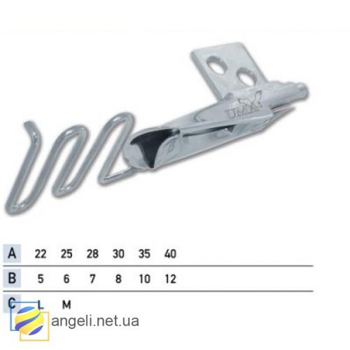 Приспособление для лямки в четыре сложения UMA-75 (5~12)