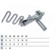 Приспособление для закрытой лямки с резинкой UMA-76 (5~12)