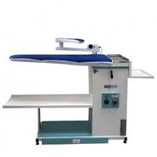 Wermac C200 Professional  Гладильный стол консольного типа с подогревом, рукавом и вакуумным отсосом воздуха