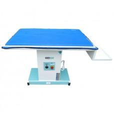 Wermac C300 Professional промышленный гладильный стол с подогревом поверхности и вакуумным отсосом воздуха