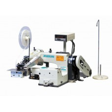 ZUSUN CM-370-T машина потайного цепного стежка для изготовления шлевок