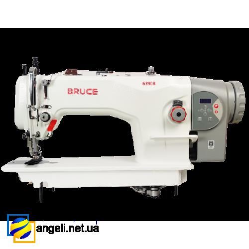 Bruce BRC-6390B одноигольная швейная машина челночного стежка с шагающей лапкой
